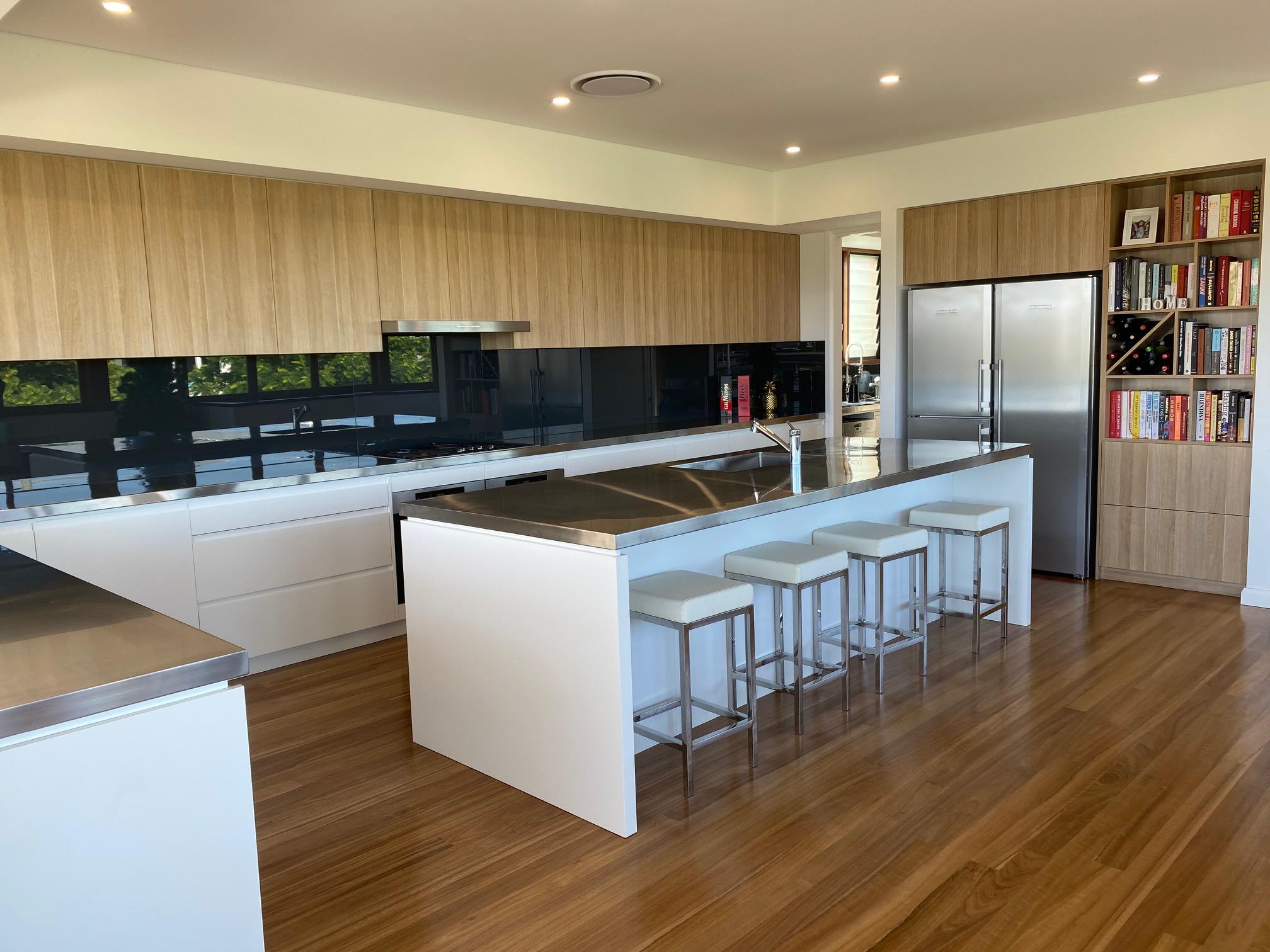 Renovated Brisbane Kitchen